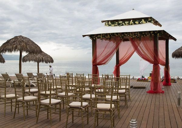 Mexico wedding destination Secrets Vallarta Bay