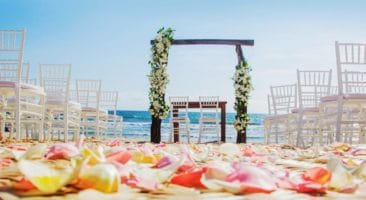 Mexico destination wedding Marival Residences Luxury Resort Nuevo Vallarta