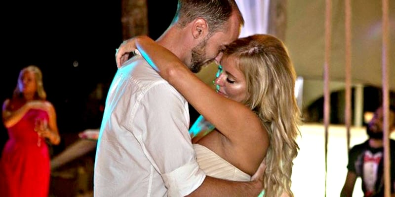 Laura and Timothy Liz Moore Destination Wedding Review