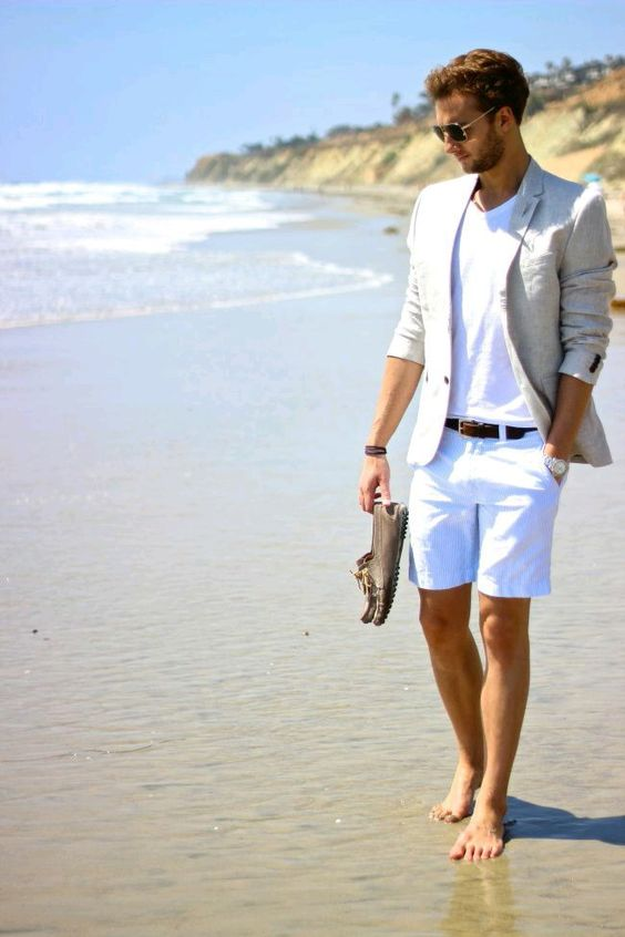 Men\'s Destination Wedding Attire | Liz Moore Destination Weddings