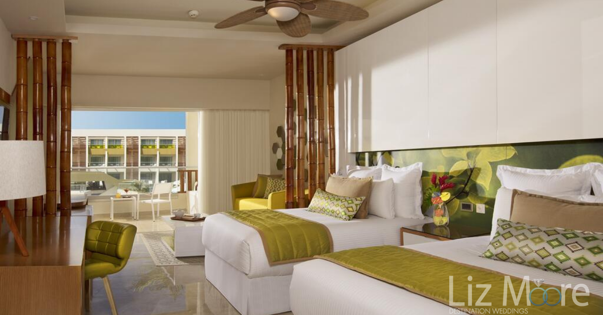 Now Onyx Punta Cana double bedroom Suite