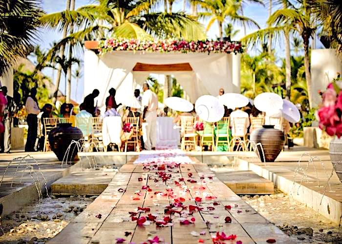 Now Larimar All Inclusive Destination Wedding
