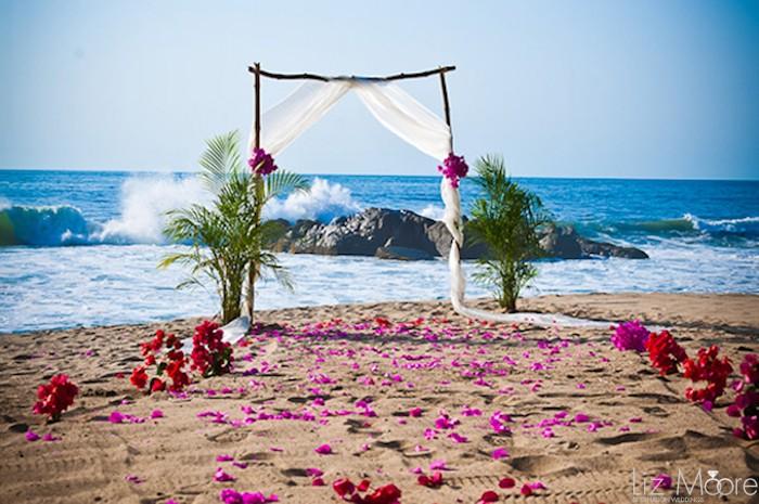 Sayultia Beach Liz Moore Weddings
