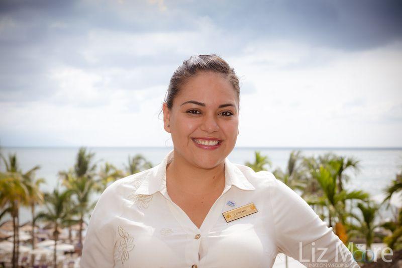 Secrets Wedding Coordinator Lorena Curiel