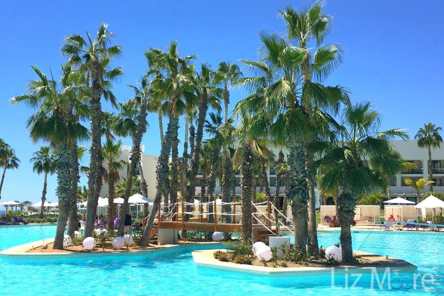 Paradisus Los Cabos Main Pool Area