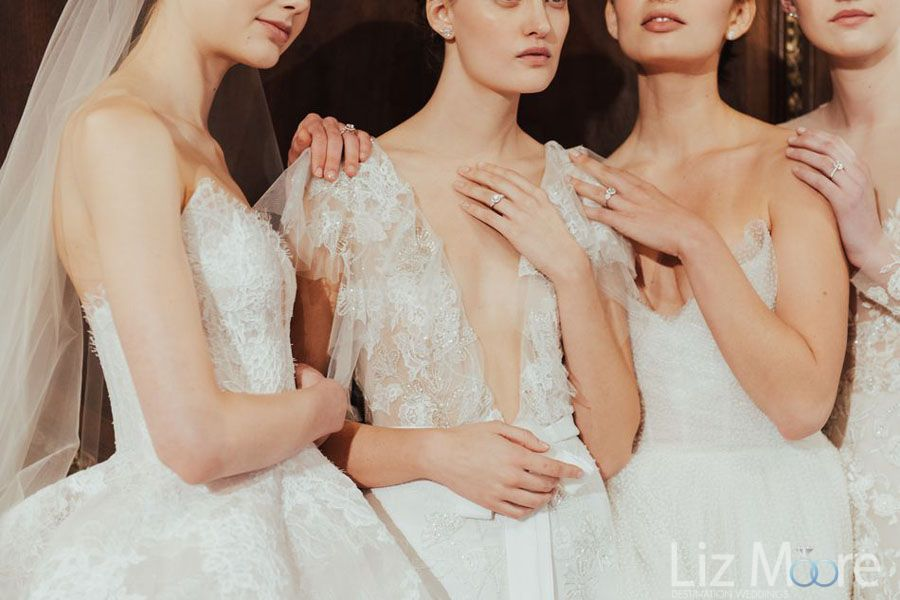 Top Trending Destination Wedding Dresses of 2019
