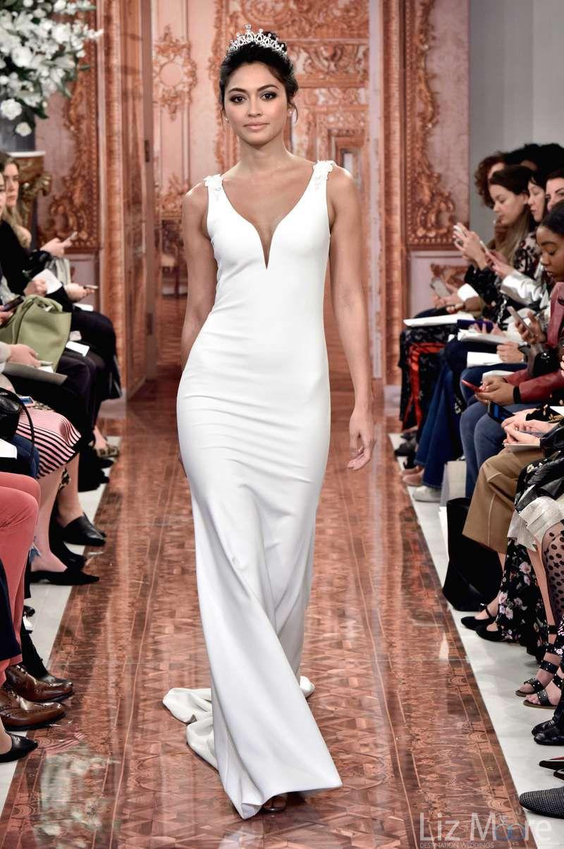 Dress by Theia