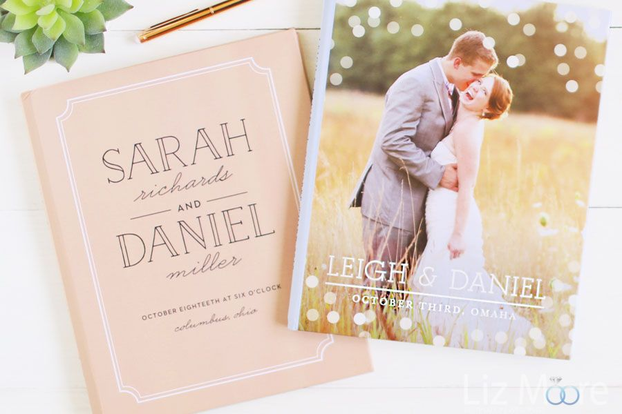 5 Wedding Invite & Guest Book Trends for 2020