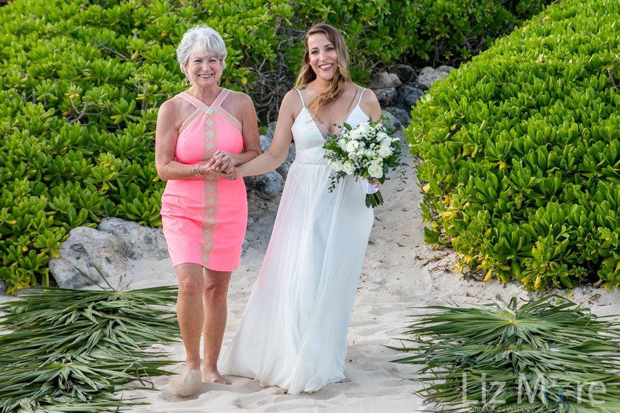 Valentin Imperial Resort Destination Wedding Bride