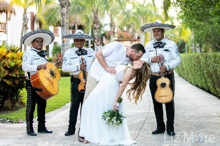 Beautiful Valentin Imperial Resort Destination Wedding Highlights