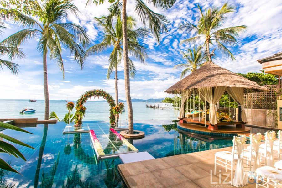 Thailand Destination Wedding Upni Duniya Resort