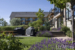 Summerland-Resort-outdoor-bbq-area-with-lavender