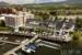 Hotel-El-Dorado-at-El-Dorado-Resort-aeriel-view-of-resort-and-pier